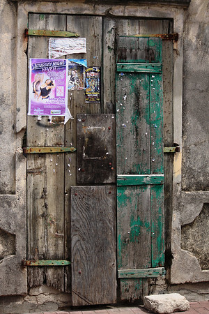 Door In Marigot SXM