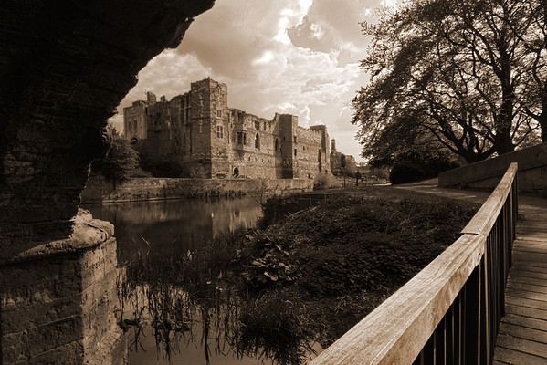 Newark Castle, Newark on Trent, Notts.