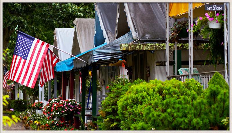 Tent People, Ocean Grove NJ