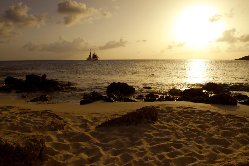 Sunset Beach, Maho, SZM