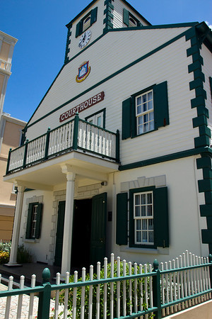 Phillipsburg Courthouse, SXM