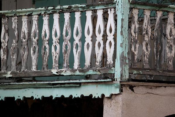 Derelict in Marigot, SXM