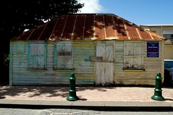 Abandoned, Phillipsburg, SXM