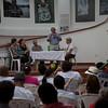 En agosto de 2012, Brigadas Internacionales de Paz (PBI) acompañó a Eduardo Carreño del Colectivo de Abogados José Alvear Restrepo (Ccajar) a Trujillo, en el Valle del Cauca. Eduardo representa a las víctimas de la Masacre de Trujillo. Durante su visita informó sobre los últimos avances en materia jurídica. Entre 2009 y 2010 la justicia colombiana condenó a un ex narcotraficante y un ex oficial del Ejército por su participación en la masacre.