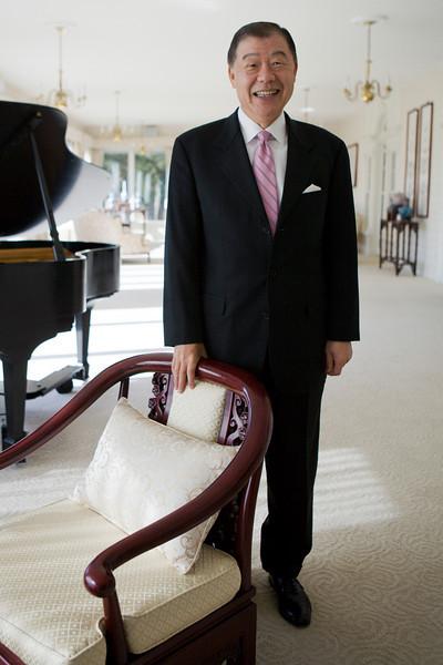 The Ambassador of the Republic of China (Taiwan), Jason C. Yuan.