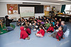 Moosonee Cree Opera Pimooteewin: Bishop Belleau Separate School: Workshop with soprano Xin Wang and senior kindergarten through grade 3 students