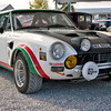 1970 Lancia Fulvia Coupe 1600HF Corsa Race Rally Car
