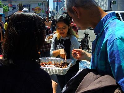 Vegan Outreach at Toronto RibFest