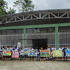 En este sitio se fundó la Comunidad de Paz el 23 de marzo 1997<br /> Recordaron la declaración que se hizo aquel día, reafirmaron sus principios.<br /> San José de Apartadó.