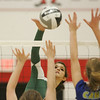 Volleyball EC vs Hillsdale :