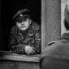 Island Farm POW, Hut 9, POW Camp, Re-enactment, Wartime History In Bridgend