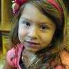 The Newtown Bee: What is your favorite part of the school day? Sophia Galassi: The playground. (Hallabeck photo)