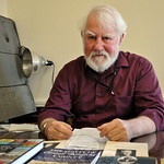 Dan Cruson, longtime member of the board of trustees of the C.H. Booth Library, has resigned from that position. Mr Cruson, town historian, shown in his office at Edmond Town Hall, plans to  ...