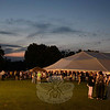 A massive tent stretched across Fairfield Hills threw shade and shelter over a stage and dance floor, dining area, and art auction Saturday at The Great Newtown Reunion. (Bobowick photo)