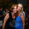 Good friends Marilyn Matern and Alice Ladyko enjoyed the music and dance floor at The Great New-town Reunion event held on Saturday, July 27. (Bobowick photo)