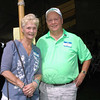 Sue and Jim Shpunt of Sandy Hook, who graduated with the Newtown High School Classes of 1970 and 1968, respectively, were among the many local residents who attended the Great Newtown Reunion. (Gorosko photo)