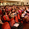 The Charlotte Bacon Act of Kindness Awards attracted a full house to the Edmond Town Hall Auditorium on the night of February 22, which would have been Charlotte's 8th birthday. (Gorosko photo)