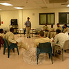 A group of 12 inmates at Garner Correctional Institution on February 24 completed a three-month course known as People Empowering People (PEP). The course explains life-coping skills, toward the goal of success in life after prison. (Gorosko photo)
