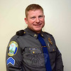 Jeffrey Silver, 36, who has been a town police officer for nearly 15 years, has been promoted to the rank of sergeant by the Police Commission. In that capacity, Sgt Silver will supervise patrol shifts, overseeing the police who patrol the town in marked police vehicles. (Gorosko photo)