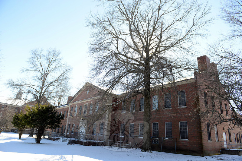 The EverWonder Children's Museum coordinators eye Plymouth Hall as a potential site for renovation where they would like to locate their programming. Museum activities now occupy a small space on Pecks Lane. (Bobowick photo)
