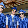 "Wearing their shades prior to the Newtown High School Class of 2014 graduation exercises on June 17 are, from left, Colin Post, Jordan Salvesen, and Andrew Derrickson.  (Bobowick photo)<br /> <br /> Additional photos from NHS graduation are also available in a separate gallery:<br /> <a href=""http://photos.newtownbee.com/Special-Events/NHS-Class-of-2014-Graduation/"">http://photos.newtownbee.com/Special-Events/NHS-Class-of-2014-Graduation/</a>"