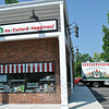 "Rita's of Bethel promises ""Ice Custard Happiness"" at its Bethel location, in the Stony Hill Plaza, Route 6.  (Crevier photo)"