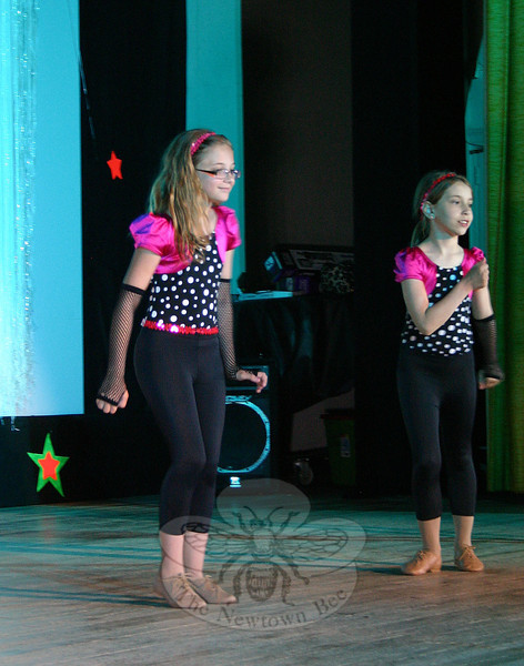 Lathrop School of Dance offered its 62nd Annual Stardust Revue at Edmond Town Hall on May 31 and June 1. School Director Diane Wardenberg joined her students and teachers on the stage for the finale of each show. (Hicks photo)