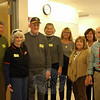 "A group of Lions Club and VNA (Visiting Nurse Association) volunteers along with optometrist Dr Joseph Young, right, of Village Eye Care on Church Hill Road, provided pediatric eye screenings on Monday, November 4, for preschool students at Newtown High School, shown, and at Head O' Meadow. Following the event, Dr Young said it was ""wildly successful."" 123 preschool children had their eyes scanned during the day, according to Dr Young, who added, ""which is just absolutely phenomenal."" He also said the event will become a yearly endeavor, with eye screenings also happening at the Lions Club annual Fall Health Fair. (Hallabeck photo)"