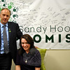 Mark Barden and Nicole Hockley are among approximately a dozen family members directly affected by 12/14 who work for or volunteer with Sandy Hook Promise, in varying capacities, at various times. They are hopeful that the organization's new program, Parent Together, will lead not only this commu-nity, but communities nationwide one day, in greatly reducing violence of all kinds. (Crevier photo)