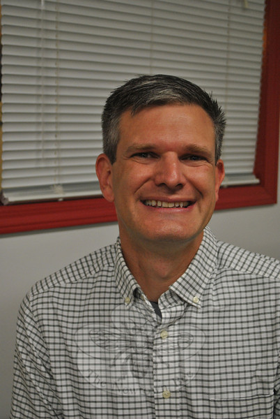 Rob Baruro was the focus of the October 25, 2013, edition of The Bee's Snapshot feature. (Crevier photo)