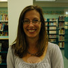 The Newtown Bee: September, according to the American Library Association, is Library Card Signup Month. Roughly how old were you when you got your first library card? Katie Jorgenson: Probably in high school. (Silber photo)