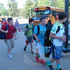 Reed Intermediate School students arrive for the start of the 2014-15 school year. (Hallabeck photo)