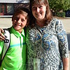 More stories like this: Head O' Meadow, First day of school, Head O' Meadow Elementary School, 2015-16 school year. (Hallabeck photo)