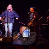 The hidden gem of the fall concert season had to be Michael Allman (looking and sounding much like Allman Brothers frontman Greg), jamming with Charles Neville and blues guitarist extraordinaire Jeff Pitchell in a super group configuration at Danbury's Palace Theater on November 29. (Voket photo)