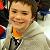 The Newtown Bee: What do you think the holiday season is all about? Beckett Trado: Having fun and being kind. (Hallabeck photo)