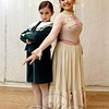 The Holiday Festival on December 6 will include a pair of Nutcracker Suite performances by students of Newtown Centre of Classical Ballet. Director Tory Gozzi looks forward to the annual show, and she and the ballerinas spend months preparing and rehearsing. Among those participating in a recent dress rehearsals were Annelise Raedy (left), playing Fritz, and Kylee Raiano, as Clara. (Bobowick photo)