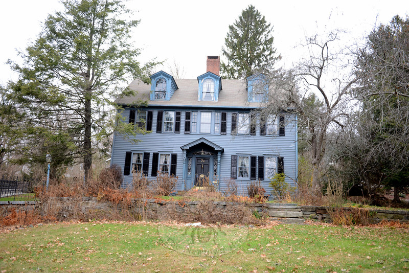 Hillbrow, 74 Main Street is one of the locations included in this year's Historic House Tour, entry is included with Holiday Festival tickets. (Bobowick photo)