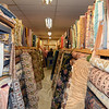 Every long aisle at Newtown's Chintz-N-Prints is a goldmine for television and film designers looking for authentic 1950s, 60s, 70s, and 80s styles to dress their period sets. (Voket photo)