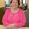 Ann Mazur, the administrative assistant at the town Land Use Agency, is seen at the agency's offices  at Newtown Municipal Center. Ms Mazur is retiring after having worked nearly 25 years in various town positions. (Gorosko photo)
