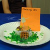 "Cupcake Wars contestant Lizzy Delp created a ""Sword in the Stone"" entry for Challenge 3. (Fimmano photo)"