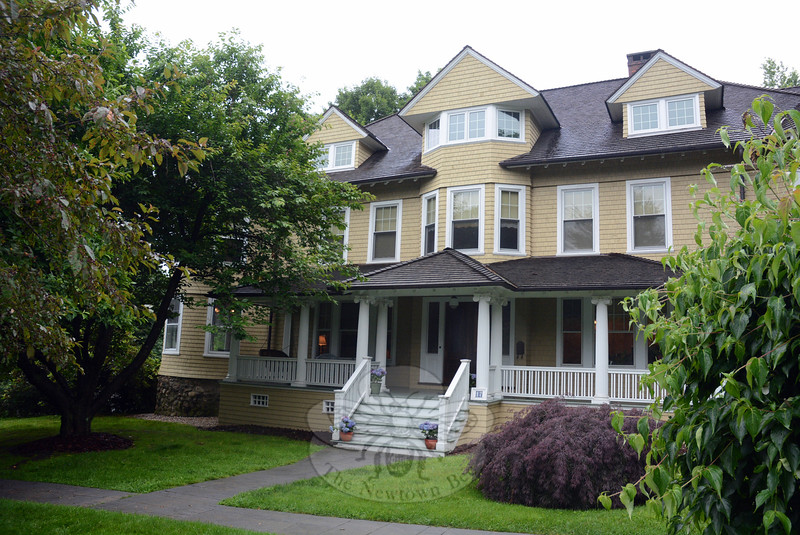 The DaSilva House at 17 Main Street was one of the stops on the House & Garden Tour. (Gorosko photo)