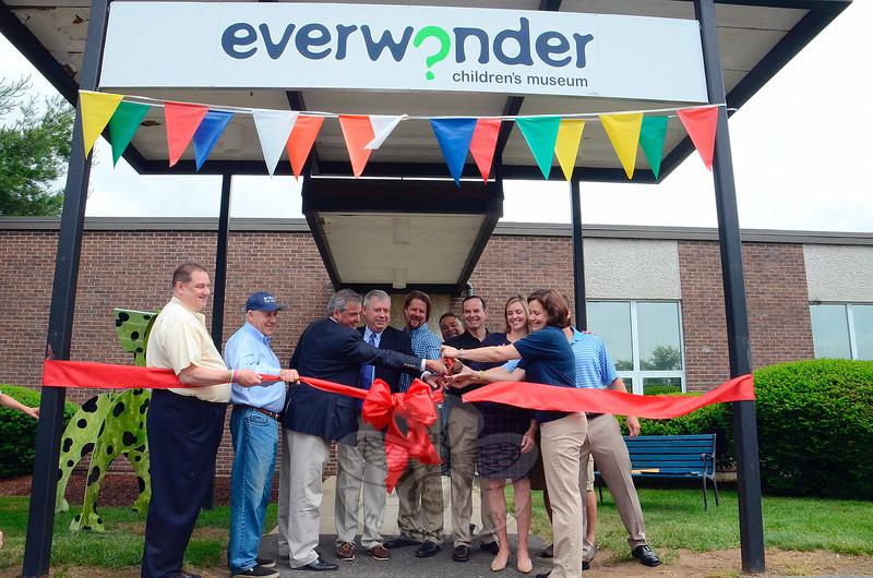 EverWonder Children's Museum, at 31 Pecks Lane, had a grand opening on Saturday, June 6.