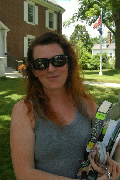 Newtown Bee: This summer is a time to... Amanda Heller: Not have the kids involved in too many activities this summer!