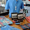 Quality polo and dress shirts, belts, beer cozies, sunglass grippers and more from the Southern Tide line of menswear can be found now at Newbury Place in Southbury. (Crevier photo)