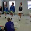 Dancers from The Gray School of Irish Dance visited Wesley Learning Center on March 9 to offer a pre-St Patrick's Day dance performance. After a collection of short performances, the visiting instructors and dancers invited their audience to join them for a brief workshop. From left is Deirdre Smith, Genevieve Mallon, Mary Beth Hayes, Sarah Mallon, and Colleen Mallon. Gray School instructors Christina Dolzall and Craig Ashurst also participated. Visit NewtownBee.com for a story and additional photos from the event. (Hicks photo)