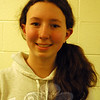 The Newtown Bee: Why should people go see Newtown Middle School's production of Shrek The Musical Jr, showing March 27 to 29? Jenna Gonski: Because we have lots of funny scenes and really good costumes and makeup. (Hallabeck photo)