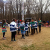 Students performed a Morris and sword dance on Friday, May 1, during the Housatonic Valley Waldorf School's annual May Fair. (Hallabeck photo)