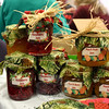 Homemade jars of jam will also be offered during this year's Garden Club of Newtown fundraiser. (Hicks photo)