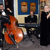 "Town Players long-time actor and director Ruth Anne Buamgartner performs the classic ""Night and Day"" with the Phil Bowler Trio during the theater compnay's 80th Anniversary Celebration October 17. The company recently raised the curtain on Design For Murder, its 2015 season finale, at The Little Theatre. (Voket photo)"