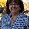 The Newtown Bee: At the polls, what issue matters most to you this year? Mary Anderson: Money and politics. (Hallabeck photo)